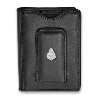 Sterling Silver Purdue University NCAA Wallet