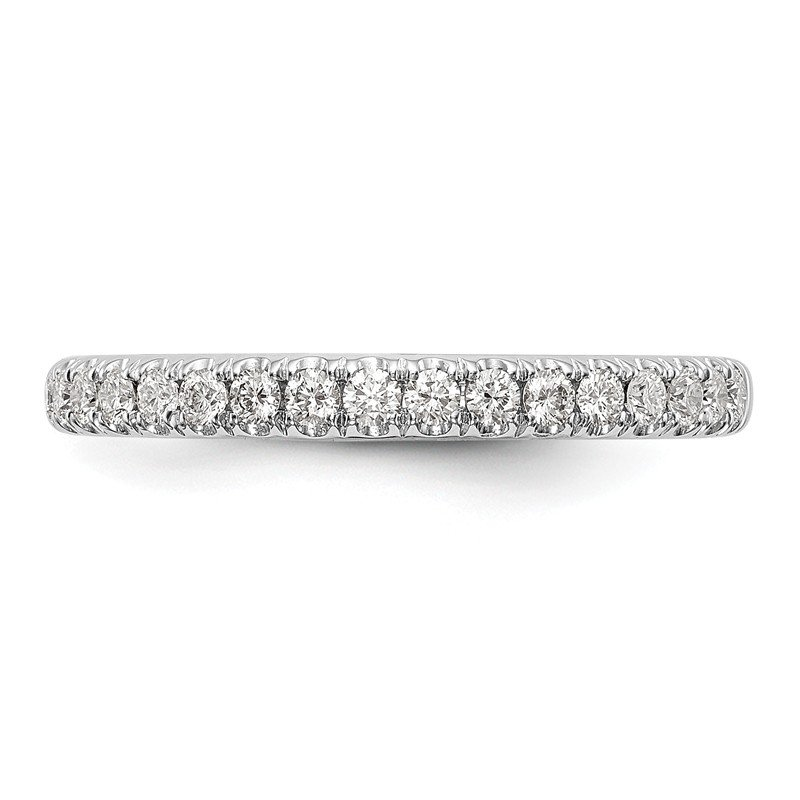 True Origin 14kw True Origin Lab Grown Diamond VS/SI, D E F, Band