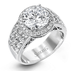 Simon G MR1656 ENGAGEMENT RING