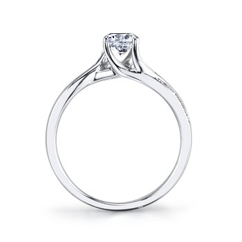 Diamond Engagement Ring 0.05ct tw
