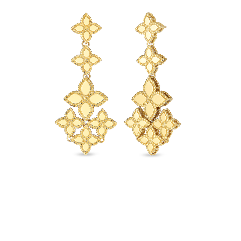 Roberto Coin 18Kt Gold Chandelier Earrings