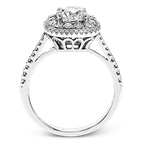 Simon G MR2827-A ENGAGEMENT RING