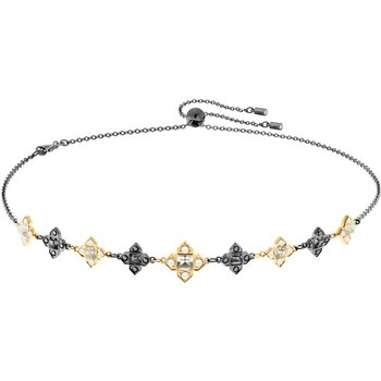 Millennium Choker, Multi-colored, Mixed metal finish