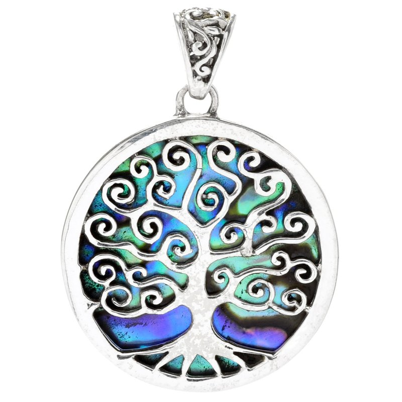 Samuel B Tree Of Life Pendant