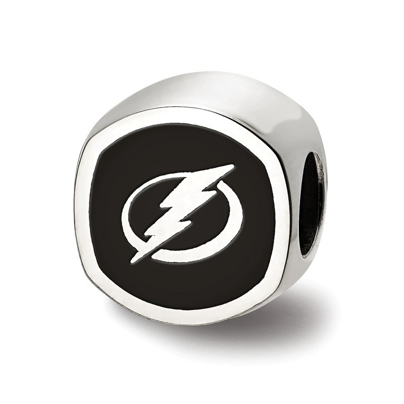 NHL Sterling Silver Tampa Bay Lightning NHL Bead