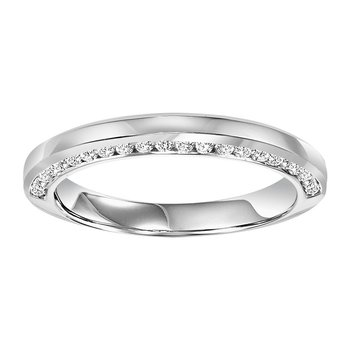 14K Diamond Band 1/3 ctw