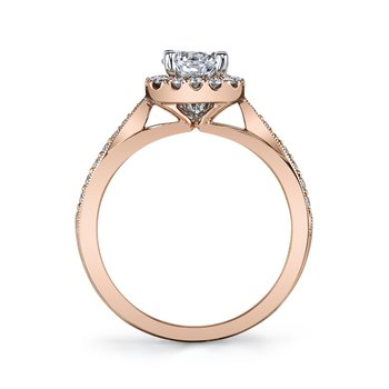 MARS Jewelry - Engagement Ring 25804