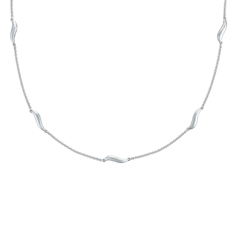 Tacori Fashion Multi-Wave Necklace