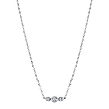 MARS 26819 Fashion Necklace, 0.04 Ctw.