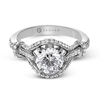ZR1321 ENGAGEMENT RING