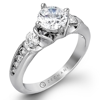ZR544 ENGAGEMENT RING