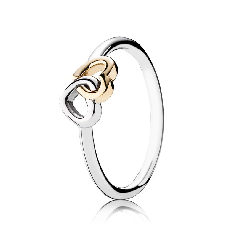 PANDORA Heart To Heart Ring