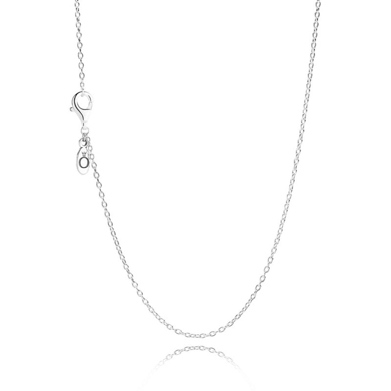 PANDORA Necklace Chain, Sterling Silver