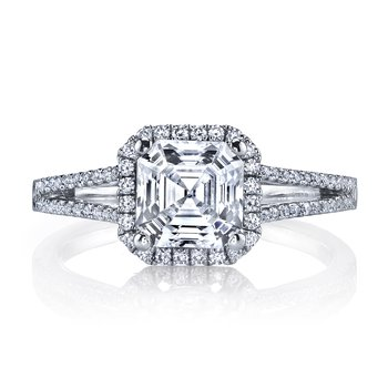 25490 Diamond Engagement Ring 0.30 ct tw