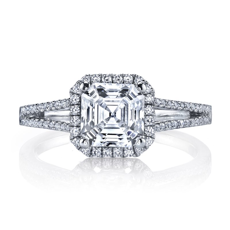 MARS Jewelry 25490 Diamond Engagement Ring 0.30 ct tw