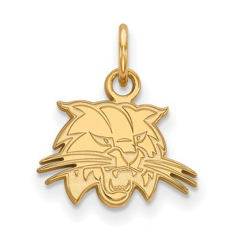 Gold Ohio University NCAA Pendant