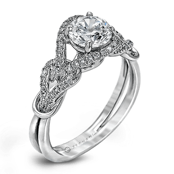 ZR589 ENGAGEMENT RING