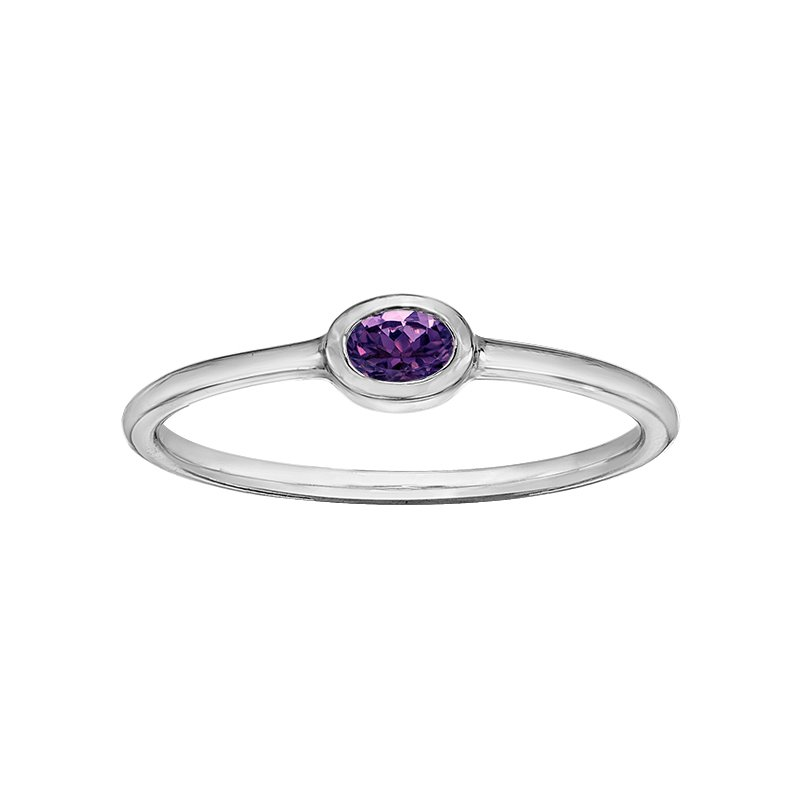 Lasting Treasures™ Birthstone Ladies Ring