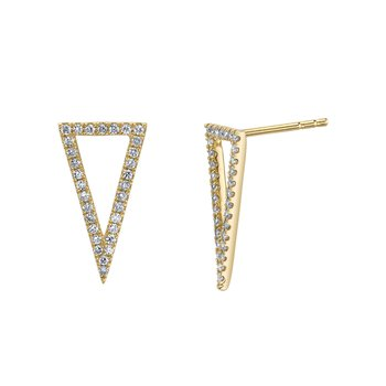 MARS 26838 Fashion Earrings, 0.28 Ctw.
