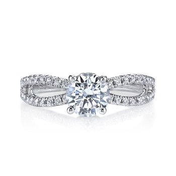 Diamond Engagement Ring, 0.41 ct tw