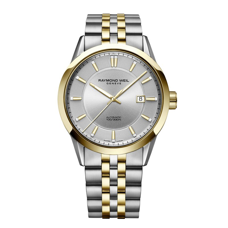 Raymond Weil Freelancer Classic Automatic Two-Tone Watch