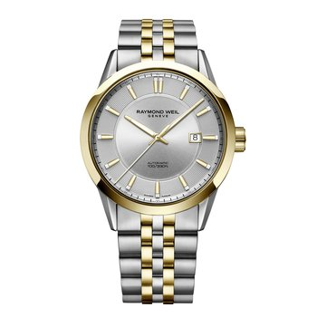 Freelancer Classic Automatic Two-Tone Watch