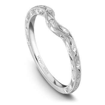 Noam Carver Wedding Band B004-02EB
