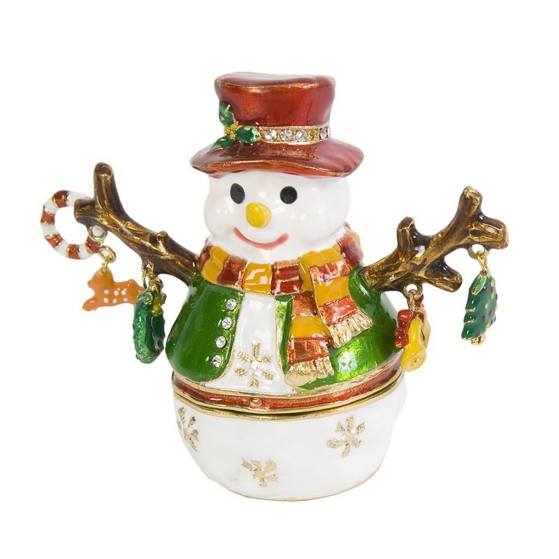 Luxury Giftware by Jere Snowman Tree