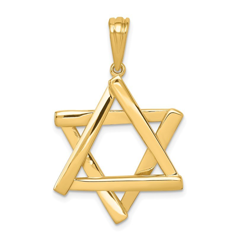 Lester Martin Online Collection 14K Star of David Pendant