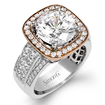 MR2097-A ENGAGEMENT RING
