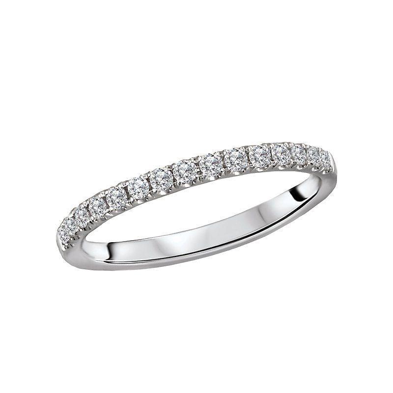 LaVie Matching Diamond Wedding Band