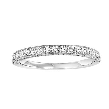 14K Diamond Band 1/2 ctw