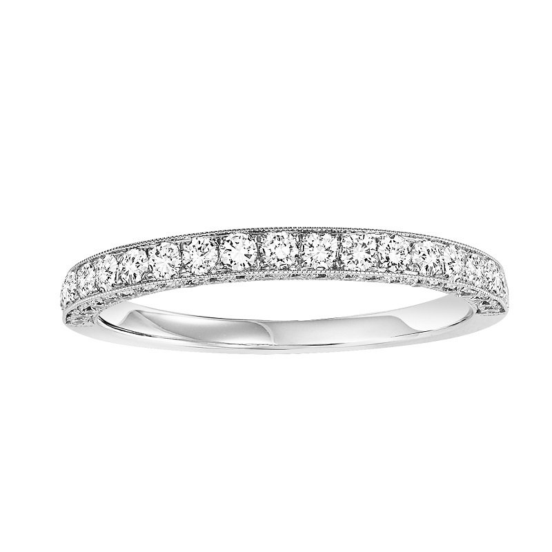 Bridal Bells 14K Diamond Band 1/2 ctw