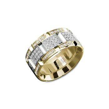 Carlex Generation 1 Ladies Fashion Ring WB-9228WY-S6