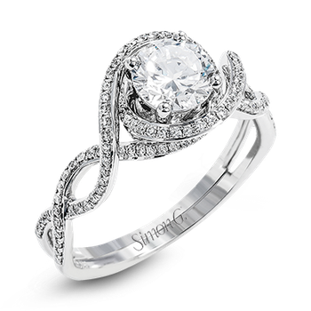 LP2304-D ENGAGEMENT RING