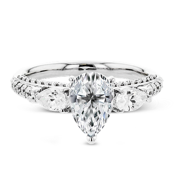 LR2840 ENGAGEMENT RING
