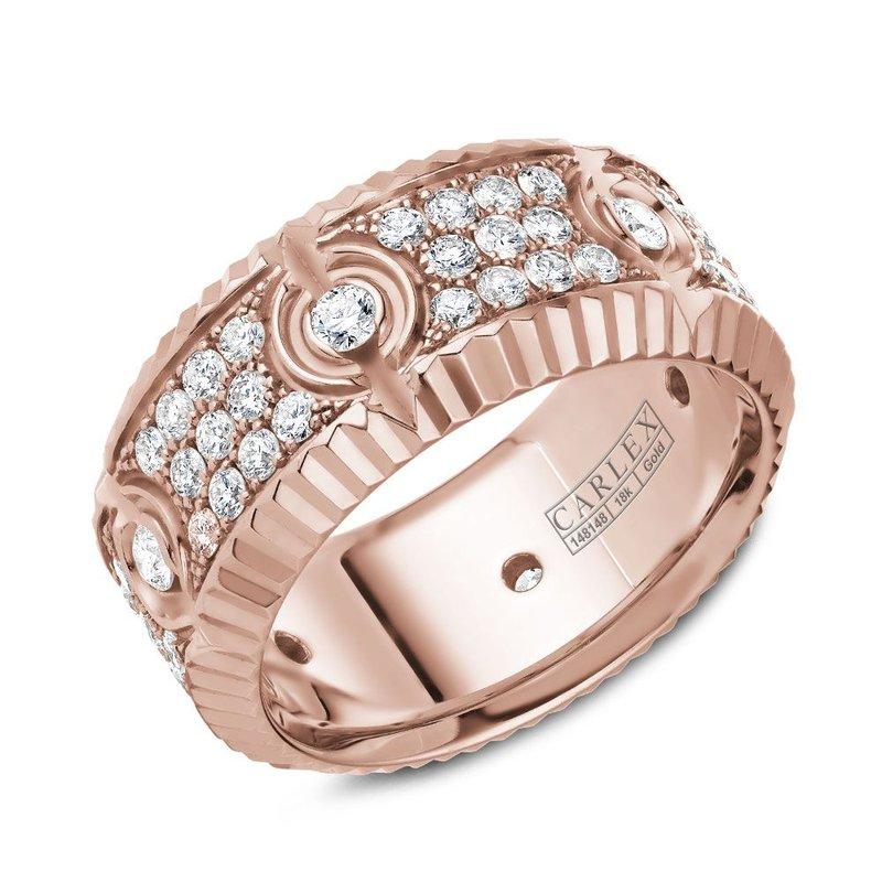 D C Taylor Jewellers Carlex Carlex G3 Women S Wedding Band Cx3 0041rr
