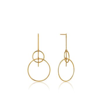 Solid Drop Earrings