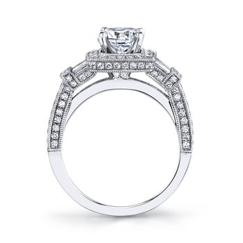 MARS Jewelry - Engagement Ring 25223