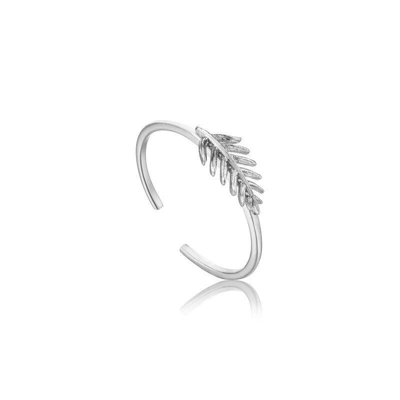 Ania Haie Small Palm Adjustable Ring