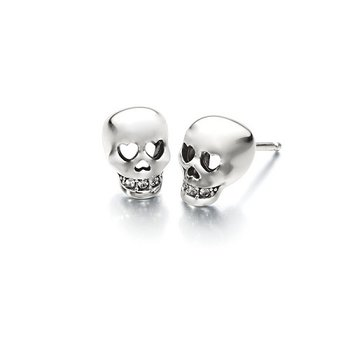 Love You To Death Earrings