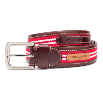 Wisconsin Badgers Tailgate Belt