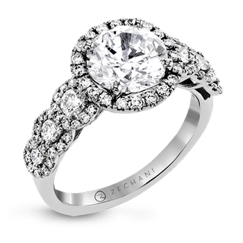 ZR1494 ENGAGEMENT RING