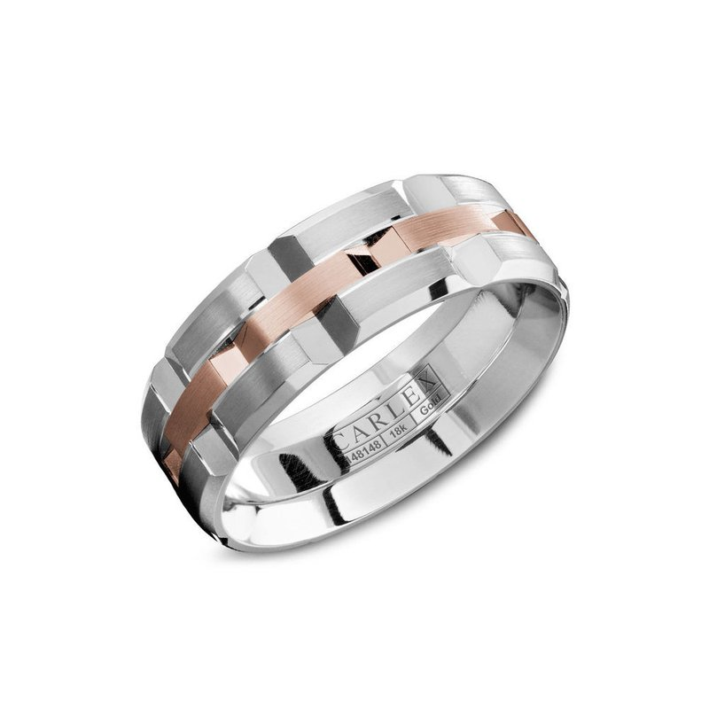 Carlex Carlex Generation 1 Mens Ring WB-9168RW