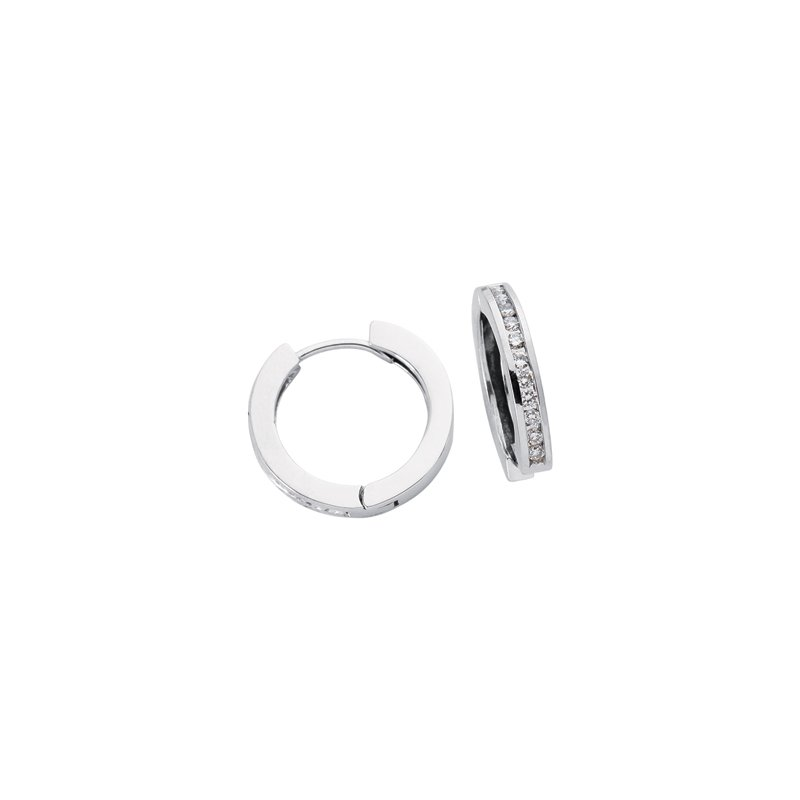 S. Kashi  & Sons Hoop Earring 17mm