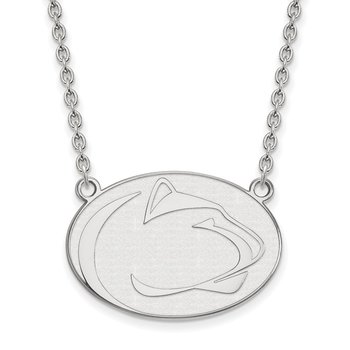 Gold Pennsylvania State University NCAA Necklace