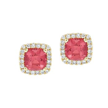 Padparadscha Earrings-CE4298YPD