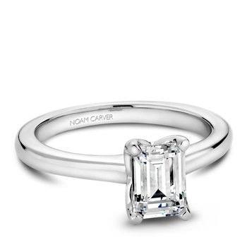 Noam Carver Fancy Engagement Ring B038-04A