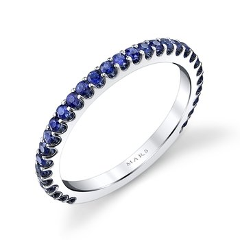 MARS 26157WGBS  Stackable Ring, 0.60 Ctw.