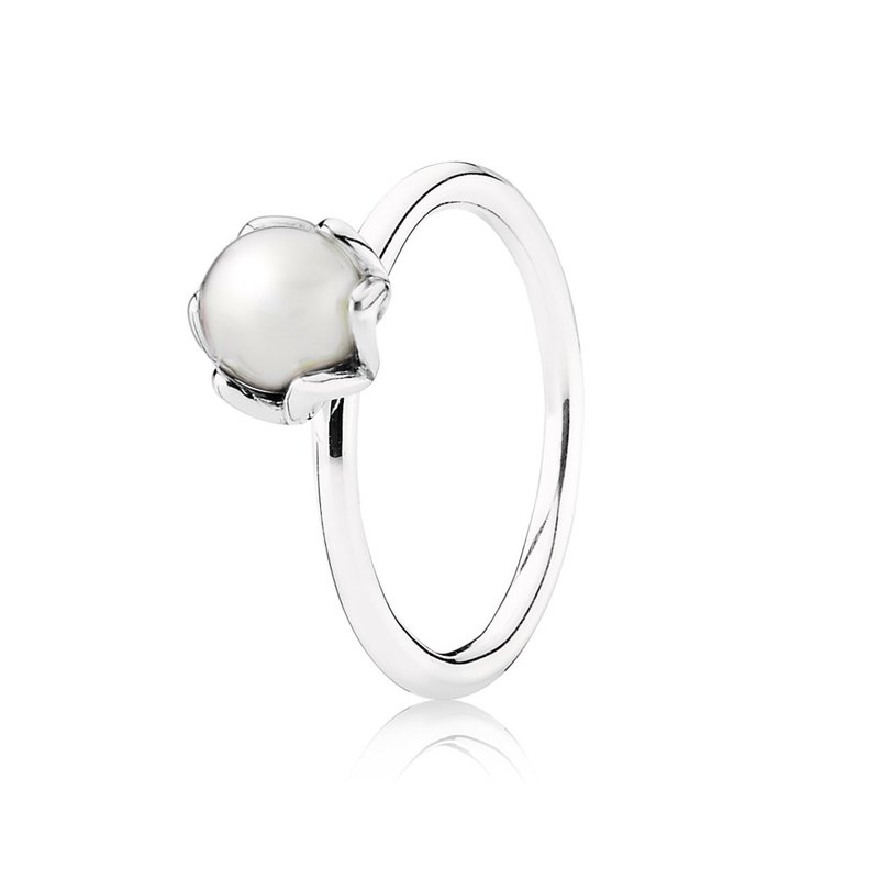 c5537ae6b David Arlen Jewelers: PANDORA Cultured Elegance Stackable Ring ...